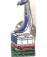 GROUSE MOUNTAIN The Peak of VANCOUVER Pin - $5.95