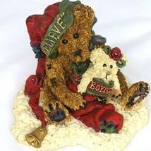 Boyds Bears & Friends Christmas Honey B Elfberg with Gabriella Believe F... - $14.84