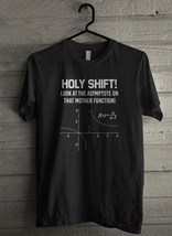 Holy Shift Asymptote Curve - Custom Men's T-Shirt (3005) - $19.13+