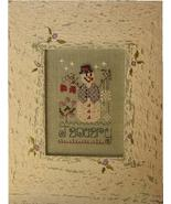 January A Year in Stitches chart-button Shepherds Bush - $4.50