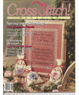 Cross Stitch Magazine Number 4 April May 1991 - $1.50