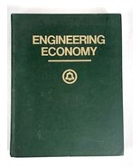 Engineering Economy 1977 ATT Ma Bell Telephone Co Third Engineering Text... - $24.49