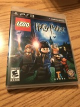 LEGO Harry Potter: Years 1-4 (Sony PlayStation 3, 2010) Tested Clean CIB - $9.85