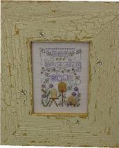 June A Year in Stitches chart-button Shepherds Bush - $4.50