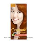 CONFUME HERBAL HAIR COLOR DYE - 744 EUCALYPTUS ORANGE - $9.99