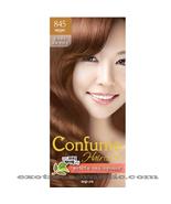 CONFUME HERBAL HAIR COLOR DYE - 845 COLTSFOOT COPPER BROWN - $9.99