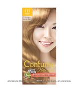 CONFUME HERBAL HAIR COLOR DYE - 113 MARIGOLD LIGHT BRWON - $9.99