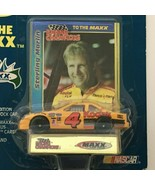 Racing Champions To the Maxx Series One Sterling Marlin #4 Nascar Car To... - $3.26
