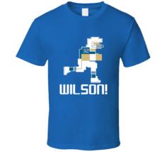 Tavon Wilson # 32 Tecmo Bowl Detroit Football Athlete Fan T Shirt - $20.99+