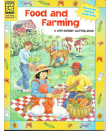 Brighter Vision Learning Adventures: FOOD AND FARMING, Skill-Builder Act... - $6.85