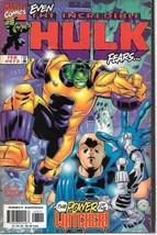 The Incredible Hulk Comic Book #473 Marvel Comics 1999 VERY FINE- - $2.99