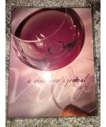 Wine Journal: A Wine Lover's Journal; Red, White, Blush, Dessert, Sparkl... - $7.99