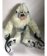 "Disney Yeti Abominable Snowman Plush Backpack Disneyland 22""  - $96.66"