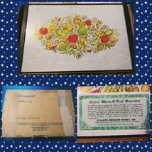 New Vintage Party Hostess Electric Warm-O-Tray Atlantic Hot Plate& Box - $55.17