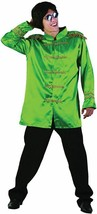 Sgt Pepper Jacke, Grün, Erwachsene Kostüme, 1960s Beetles Fab 4 Kostüm - $18.00