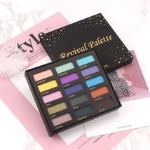 15 Colors matte Glitter eyeshadow Pallette Make up Pallette Shimmer Pigmented Ey - $9.38+