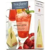Tea Forte Raspberry Nectar Iced Tea - Herbal Tea - 8 x 40 Infusers - $582.12