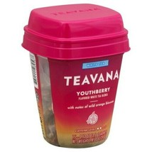 Teavana Tea Sachets Youthberry White Tea - $12.72