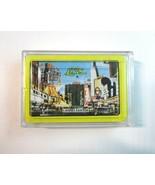 Vintage Mini Fabulous Las Vegas Casino Center Miniature Playing Cards-Ho... - $12.50