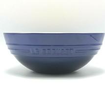 "Le Creuset Medium Multi Bowl Blue 8 1/4"" 1.7QT Stoneware Round Glazed In... - $623,78 MXN"