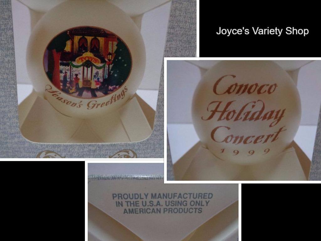 Conoco ornament collage 2017 12 13