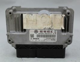 11 12 13 14 VOLKSWAGEN JETTA 2.0L 60K ECU ECM ENGINE CONTROL MODULE COMP... - $69.29