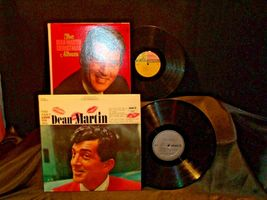 Dean Martin Christmas Album Record    AA-191757 Vintage Collectible image 9