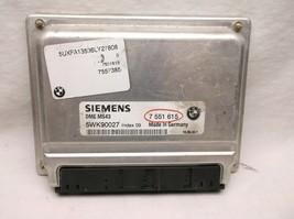 05-06 Bmw X5 3.0L From 3/05 ENGINE/COMPUTER /ECU.PCM - $11.88