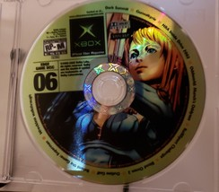 XBox Magazine Demo Disc 06 Oddworld Blood Omen 2 Gunvalkyrie Microsoft - $8.79