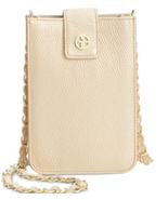 Giani Bernini Softy Leather Smartphone Crossbody - $30.88