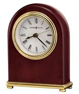 Howard Miller 613-487 Rosewood Arch Table Clock - $69.29