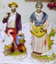 Vintage Chalkware Figurines - $22.00