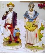 Vintage Chalkware Figurines - €20,33 EUR