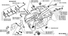 Chain Guide Husqvarna 503141401 3120 Xp Epa Chainsaw - $10.99