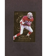 1995 Fleer Ultra Gold Medallion # 302 Deion Sanders - $1.50