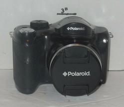Polaroid 18MP 15x Zoom Black Wi-Fi Digital Camera Model 0050713 - $105.19