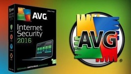 AVG Internet Security 2016 2017 entire function... - $9.93