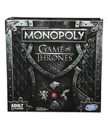 Monopoly Game of Thrones Board Game for Adults - €36,65 EUR