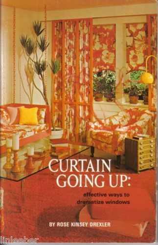 Curtain Going Up By Rose Kinsey Drexler-Great Ideas For Home Decorators-Windows