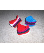 Nylon Dish Scrubby Pots and Pans Scrubber Lot of 5 - $3.99