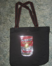 Campbell's Soup- Sequined Logo- Tote- New - $12.50