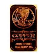 (20) 1 Roll AVDP Oz.999 Fine Copper ingot Walki... - £27.07 GBP