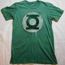 DC Comics Green Lantern T Shirt Distressed Graphics Adult Men's Tee Small - $10.99