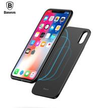 Baseus 5000mAh QI Wireless Charger Case External Battery Wireless Charging - $59.99