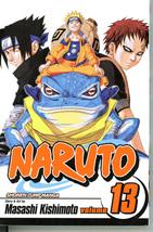Naruto 13 Chunin Exam Concluded Masashi Kishimoto Manga Graphic Novel Sh... - $5.00