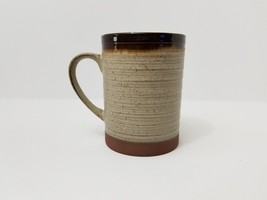 Gibson Home Beautiful Brown Coffee Mug 12 oz - $9.39