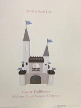 NEW Pottery Barn Kids Ice Castle Dollhouse New ... - $346.45