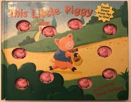 This Little Piggy Book The Fast Free Shipping - $5.71