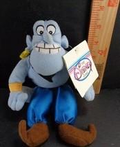 Disney Aladdin Genie Robin Williams Plush Stuffed Toy Doll New jinn - $10.88