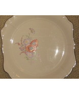 Universal Cambridge-Mount Vernon Poppy Serving Plate-Sears & Roebock - $16.00